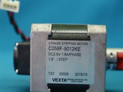Vexta C058F-9012KE C058F9012KE 2-Phase Stepping Motor DC2.6V w/ Breakage 8