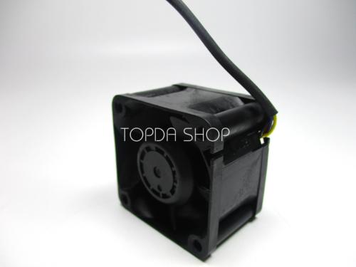 1pc Nidec W40S12BUA5-15 fan 40*40*28mm DC12V 0.55A 4pin PWM BF