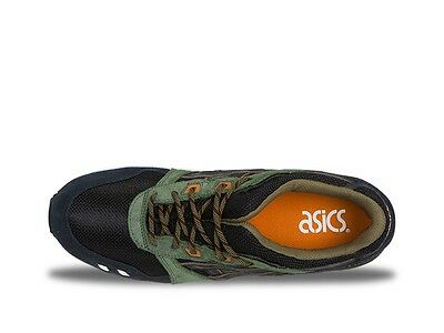 wholesale dealer a2276 25183 ASICS GEL-LYTE 3 III (Black/Green) WINTER TRAIL [H5T3N-9090] Running Mens