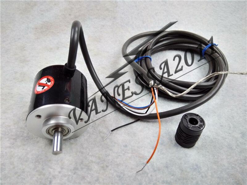 Omron Rotary Encoder E6B2-CWZ6C 360P/R E6B2CWZ6C 5-24VDC New