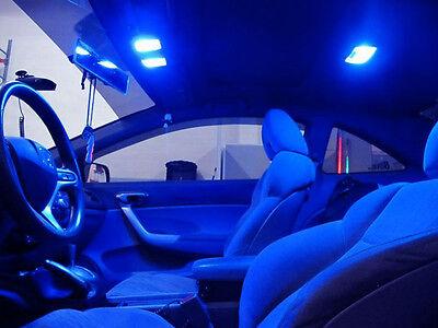 9 x Premium Xenon White LED Lights Interior Package Kit for Subaru Forester