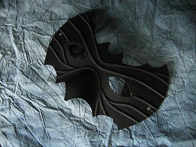 Maske FLEDERMAUS, Domino, Venezianische, Maskenball, Batman, Gothic, WGT Cosplay