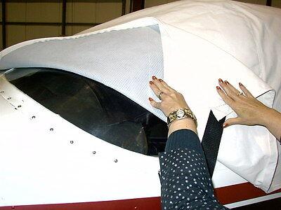 Piper PA 38 Tomahawk windshield cabin cover