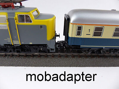 4624,4626 NEM-Adapter für Märklin Wagen 4514 4621 4691 etc. 4515 4517 4516