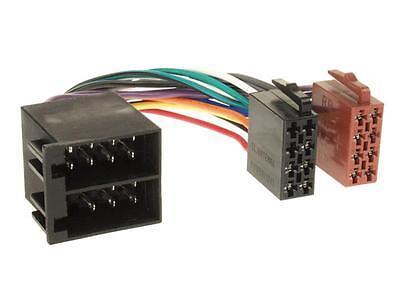 MERCEDES-BENZ SPRINTER ab00 1-DIN Radio Einbau Blende ISO Adapter Komplett-Set
