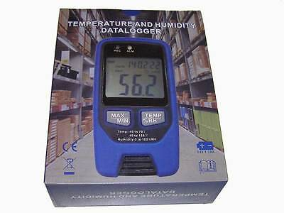 Wine Cellar Temperature and Humidity Datalogger 6