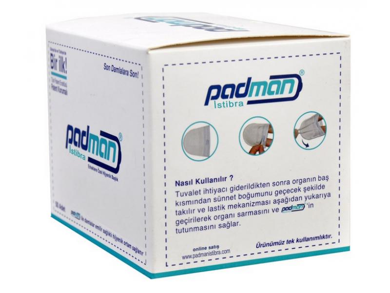 Padman Einlagen für Männer Inkontinenz Blasenschwäche Harninkontinenz Vorlagen 8