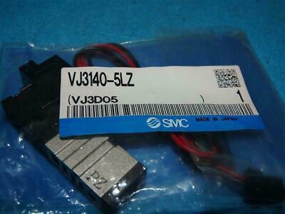 SMC VJ3140-5LZ VJ31405LZ Solenoid Valve New No Box 5