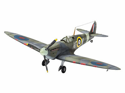 REVELL Spitfire Mk.IIa 1:72 Aircraft Model Kit 03953 2