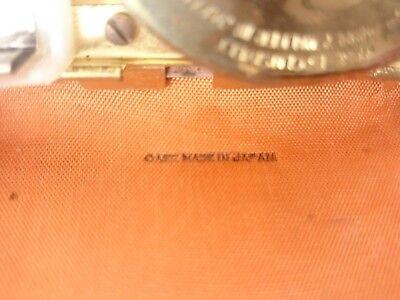 Vintage SETH THOMAS PHINNEY WALKER Light Alarm Portable Clasp Pocket Clock Pair 5
