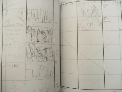CHARLOTTE Storyboard Anime Concept Design Art Illustration Book Ltd *