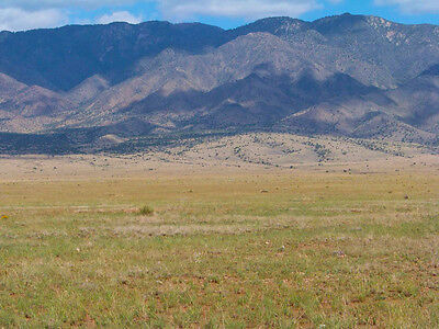 Rare 7 Acre New Mexico Ranch Build Ready! Near Power! Direct Road Access! 6