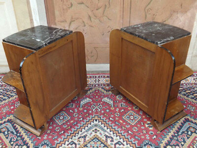 Art Deco couple of bedside wonderful design XX sec contact us for shipping 5