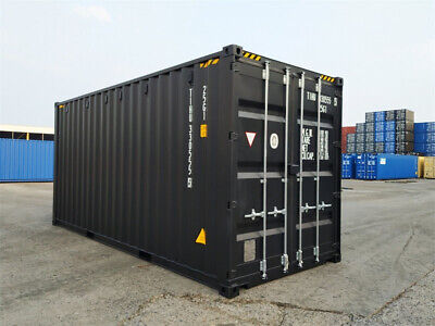 New Shipping Container / 20ft HC One Trip Shipping Container in Detroit, MI 3
