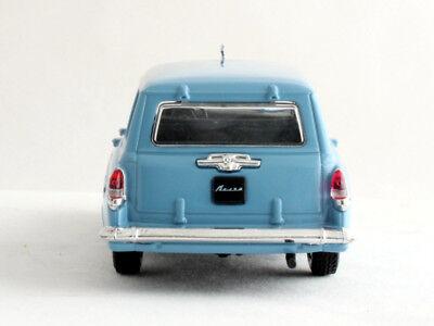 GAZ-22 Volga 1962 Beige Diecast Model Car by Nash Avtoprom 1//43 P103Be