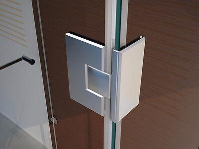dusche duschkabine u form duschabtrennung 8mm esg glas nano sicherheitsglas eur 434 00. Black Bedroom Furniture Sets. Home Design Ideas