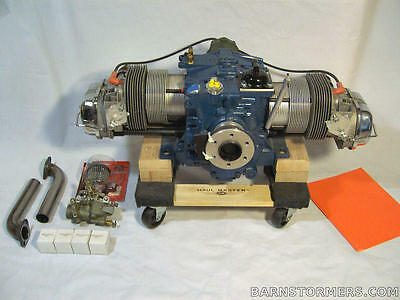 1/2 VW (Half VW) Engine Conversion Plans for Ultralight or LSA Aircraft 4