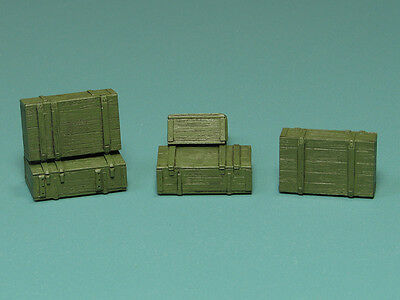 #E07 1//35 EUREKA PANTHER, JAGDPANZER IV//70 AMMO CANISTERS TO 7,5cm KwK42