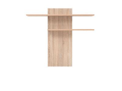 Wall unit oak sonoma, TV Unit, high quality, modern, LED, 6 pieces, bargain!