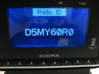 10 Of 12 Audiovox Xr9 Model 144 2450 Xm Satellite Radio Receiver