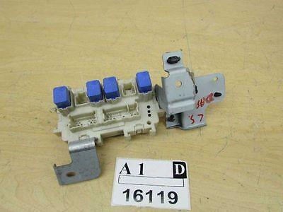 2008-2013 Infiniti G37 sedan dash instrument panel fuse box relay junction block 3