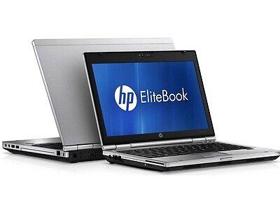 Notebook Laptop HP EliteBook  2570P Core i5 3 Generation 4GB 500GB DVDRW Win 10 5