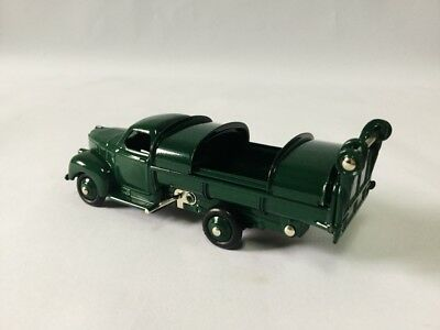 1/43 DINKY TOYS 25 VS STUDEBAKER BENNE a ORDURES PROTOTYPE Movable Cover New 4