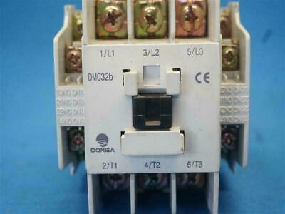 Dong-A DMC(D)32b 2a2b Magnetic Contactor Switch 7