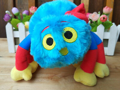 """Woolly and Tig Spider WOOLLY Plush SOFT Plush toy 7/"""" NEW"""