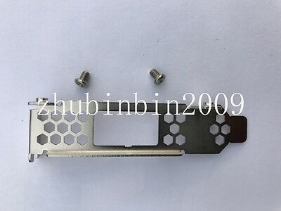 Low Profile Bracket P1276-0018M for LSI00343 SAS 9300-8e Host Bus Adapter