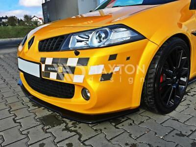 BODY KIT SPLITTER Lama Sotto Paraurti Anteriore Renault Megane Ii Rs  Restyling
