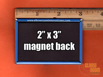 "Timber marquee//bezel 2x3/"" fridge//locker magnet arcade Bally Midway"