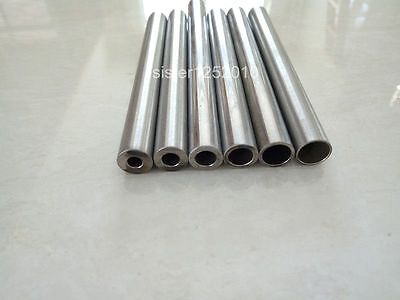 SS304 Stainless Steel  Straight Tubing Pipe 2.4mm OD X 0.2 Wall-length by order