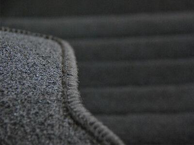 2001-2011 Mit Absatzschoner schwarz BASIC Velours Fußmatten Opel Combo C Bj