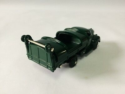 1/43 DINKY TOYS 25 VS STUDEBAKER BENNE a ORDURES PROTOTYPE Movable Cover New 6