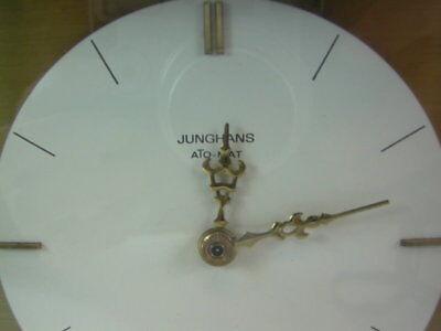 toller Junghans Ato Mat  - Tischuhr 60er Jahre