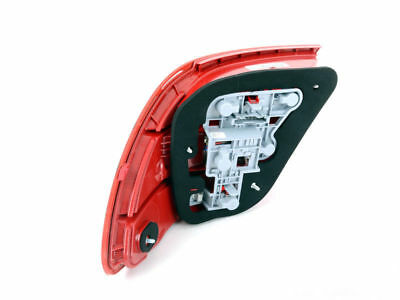MERCEDES BENZ W204 C300 C350 C63 AMG LEFT LED TAILLIGHT ASSEMBLY GENUINE 08-11