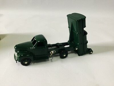 1/43 DINKY TOYS 25 VS STUDEBAKER BENNE a ORDURES PROTOTYPE Movable Cover New 2