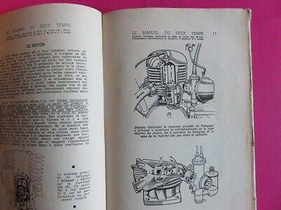 060 - Le manuel du 2 temps - Motos - Scooters -Vélomoteurs - Moto revue 5