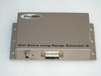 Nos New Gefen Dvi Extra Long Range Extender Receiver Hdmi 3Dtv Audio Multimedia 2