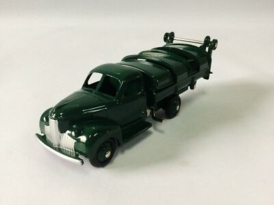 1/43 DINKY TOYS 25 VS STUDEBAKER BENNE a ORDURES PROTOTYPE Movable Cover New 8