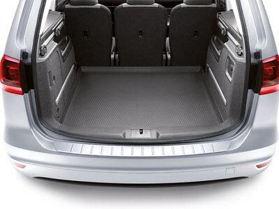 VW Ladekantenschutz Edelstahloptik Sharan 7N 7N0061195 Kanten Schutz