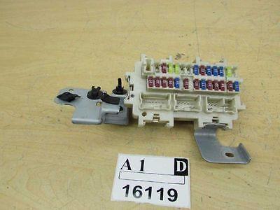 2008-2013 Infiniti G37 sedan dash instrument panel fuse box relay junction block 5