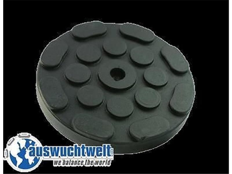 Auflageteller Gummiauflage Gummiteller Gummiauflagen ATH Hebebühne 120mm x 16mm
