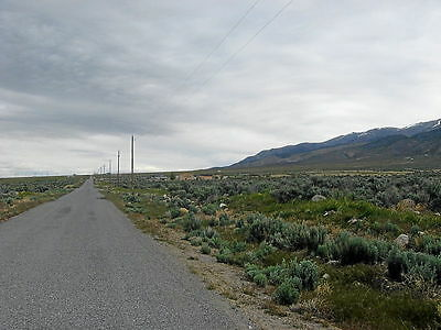 Rare 1.5 Acre Nevada Lot Near Reno! Lake & Free Cabin! Perfect Road! No Reserve 11
