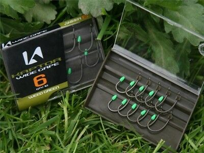 Korda Kaptor Hooks **All Types, Patterns and Sizes** NEW Carp Fishing **SALE** 2