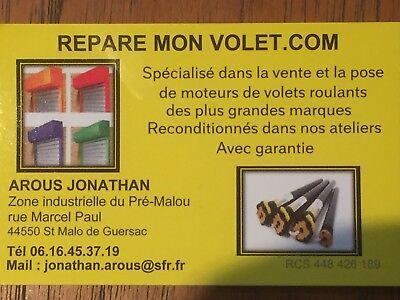 Moteur  Bubendorff Sans FiILS     Type RG REF : CR 0616 3