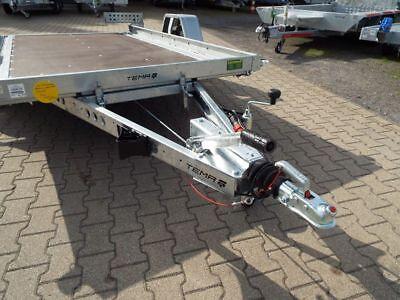 1300kg kippbarer Multitransporter 295x160cm, PKW Anhänger, Neu n. gebraucht 6