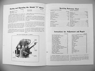 BRIGGS STRATTON ZZP ZZR SERVICE REPAIR OWNER OPERATOR OPERATING PART MANUAL