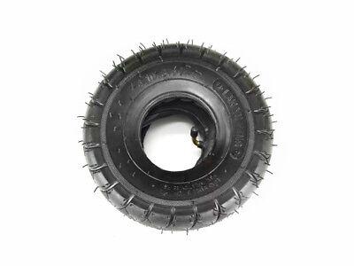 4.10/3.50 - 4'' inch Tyre Tire + Inner Tube Tube 49cc Mini Quad ATV Buggy Bike